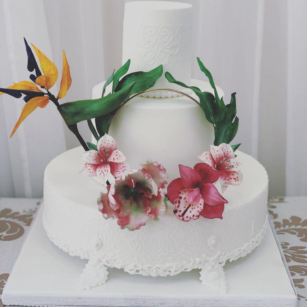 Cake Flavours Menu Falkirk Bakers Luscious Lovelies Cakes