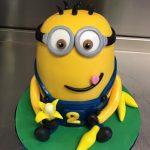 Minion Boy Cake