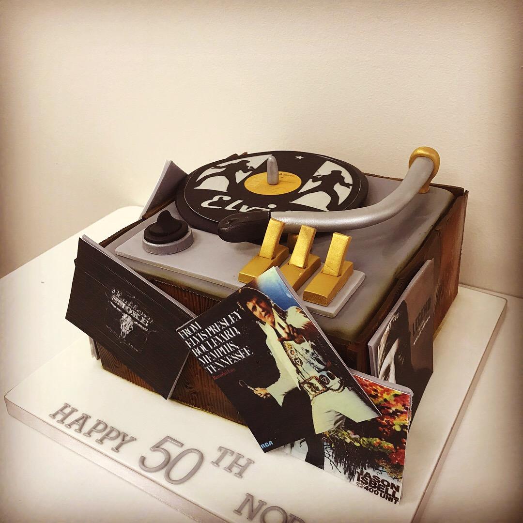Elvis Presley Birthday Cake Topsimages