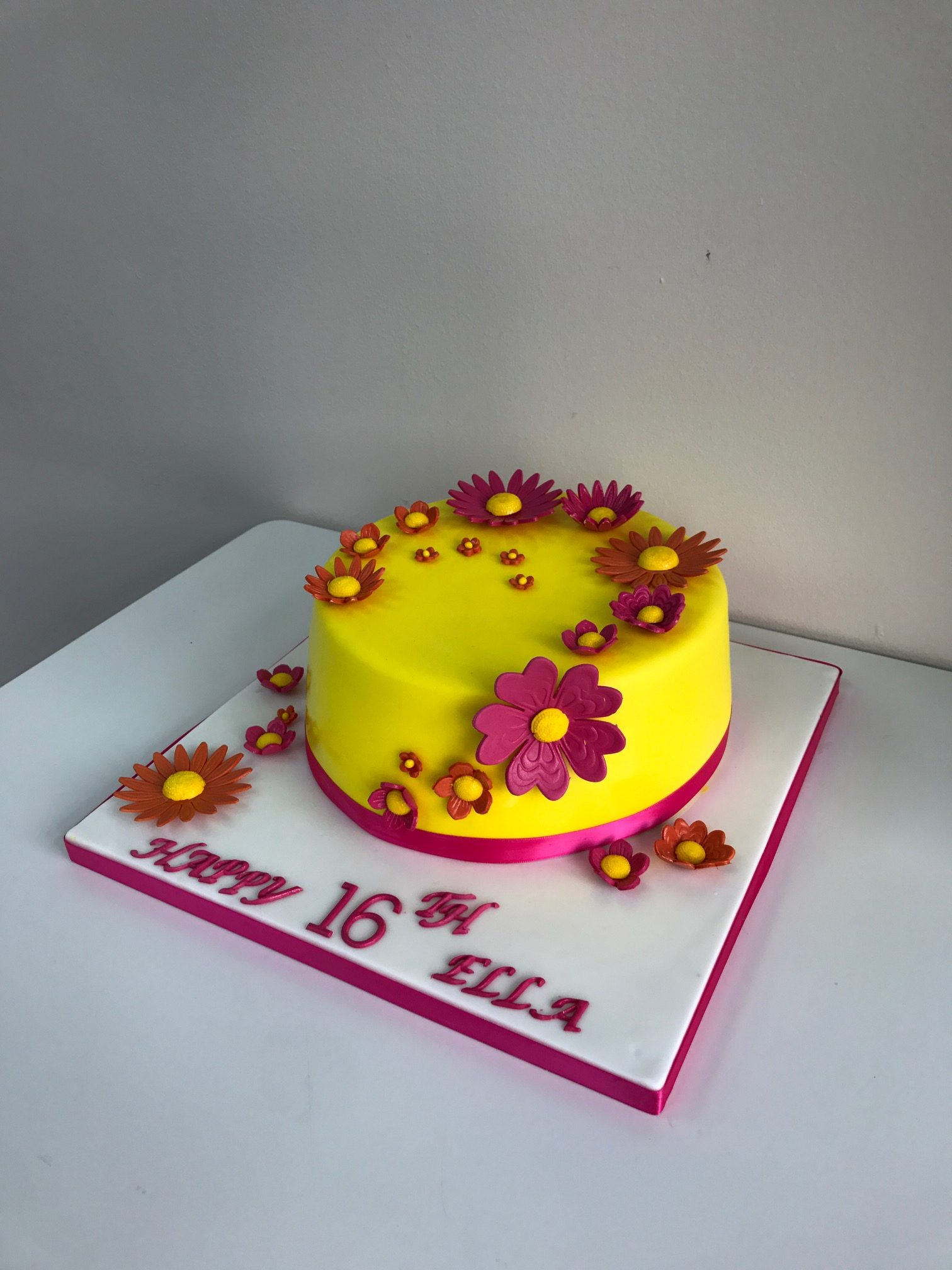 Surprising Birthday Cakes Falkirk Luscious Lovelies Cakes Personalised Birthday Cards Epsylily Jamesorg